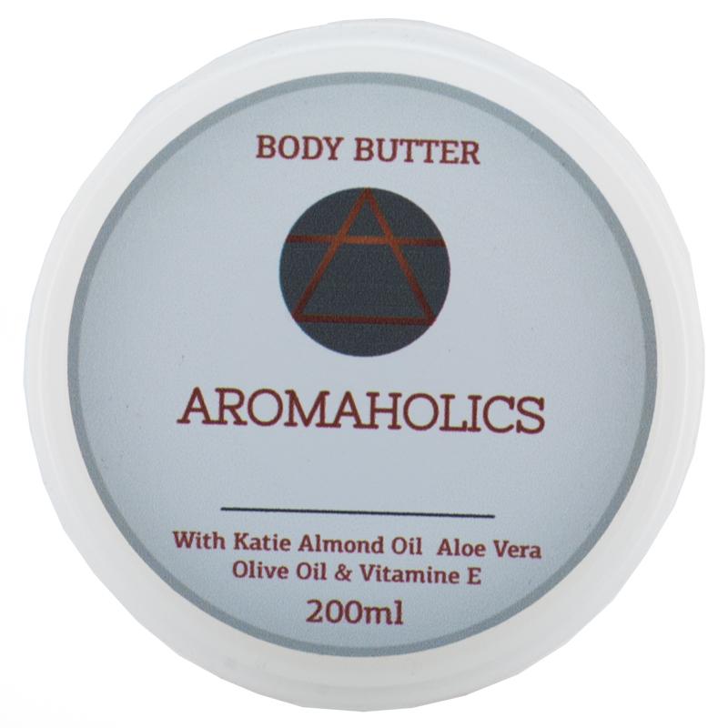 Body Butter Ουδέτερα 200ml